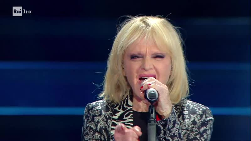 Rita Pavone - Niente (Live, Sanremo 2020, quarta serata)