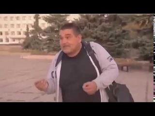 ПОЛНАЯ ВЕРСИЯ интервью с местным жителем. Рубежное.  Луганская область.