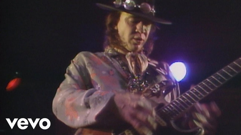 Stevie Ray Vaughan Testify from Live at the El Mocambo