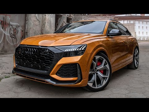 SUV-KING! 2021 AUDI RSQ8 - FLASHY SPEC FOR THE BEAST! V8 TWINTURBO 600HP MONSTER IN DETAIL