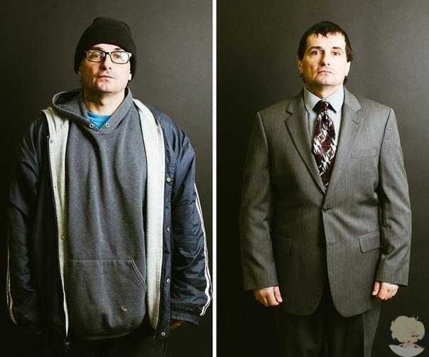 Кристофер Шафер и его сын Сет создали организацию, главная цель которой поддержать мужчин, возвращающихся из тюрьмы или реабилитационных центров