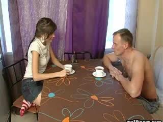 Самая красивая девочка русского порно Ariel (Nastya) в новом видео 2009 г