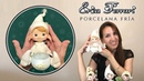 🐶 Erica Ferrari Porcelana Fría | Duende de Navidad | Clase Gratis | DIY | Tutorial Fácil