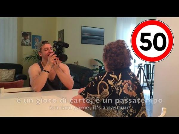 S1: LearnItalianShow Ep. 50 - Briscola! CULTURA