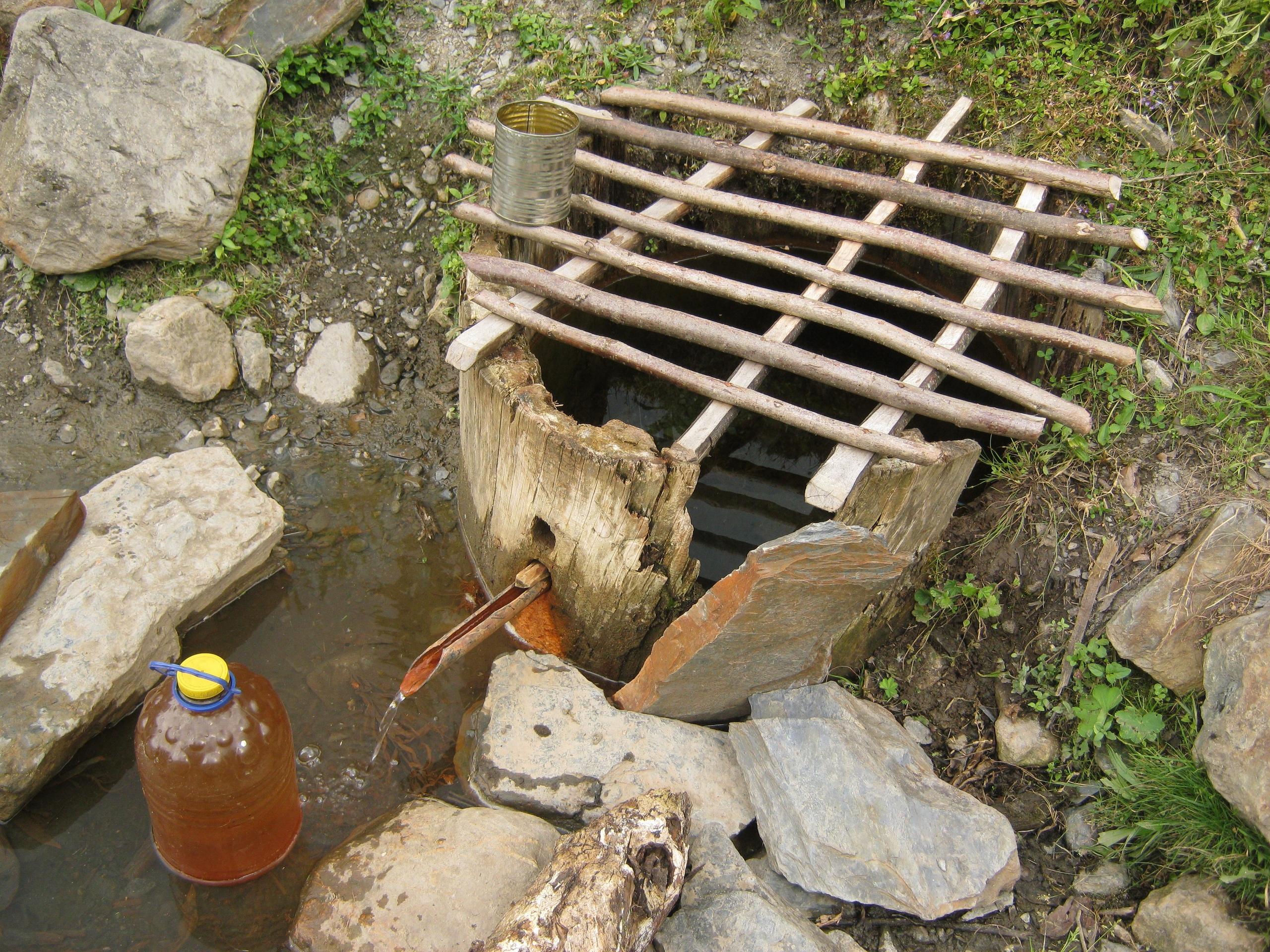минеральная вода - это (не) естественный продукт для человека?