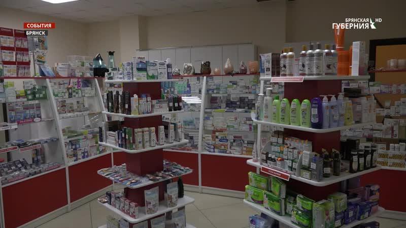 В Брянске есть и  защитные маски и продукты первой необходимости