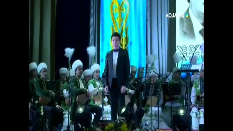 Әбдіашымұлы Айбек Гран-при - Оспан Султанның ариясы Айша Бибі-Қарахан операсынан