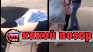 Какой позор в Красноярске творят девушки из Тувы