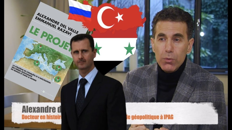 Vers une guerre Turquie Syrie Russie L'analyse d'Alexandre del Valle