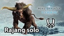 MHW Iceborne | Rajang solo (Dual Blades) - 6'18