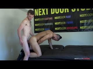 Хардкорный кастинг - Натурал переходит на темную сторону под дурным влиянием молодого красавчика 1080p - Видео группы Гей Пошл