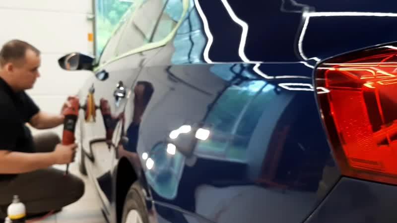 Полировка Wolkswagen Jetta