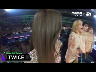 When twice did their group hug together at the end of mama... 😭💞