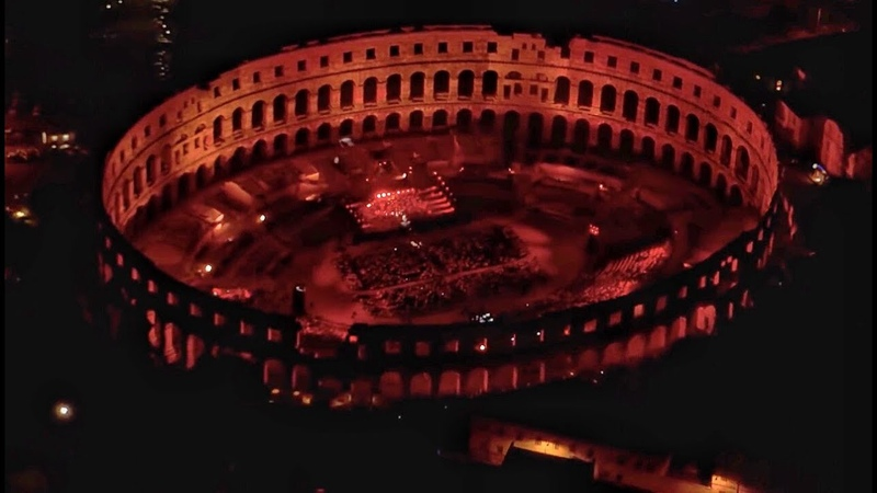 HAUSER Friends Gala Concert at Arena Pula 2018 FULL Concert