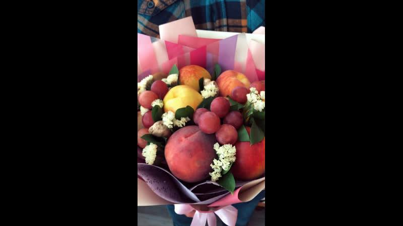 Букет из фруктов | dk_buket | Съедобные букеты Витебск
