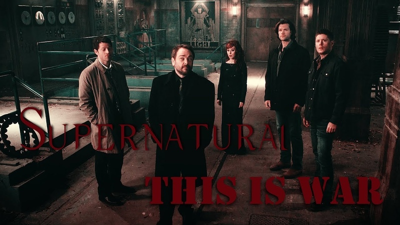 Supernatural – This is War (Song/Video Request) [AngelDove]