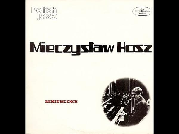 Mieczysław Kosz Preludium C moll Vinyl