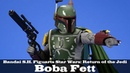 S H Figuarts Boba Fett Star Wars Return of the Jedi Bandai Tamashii Nations Action Figure Review