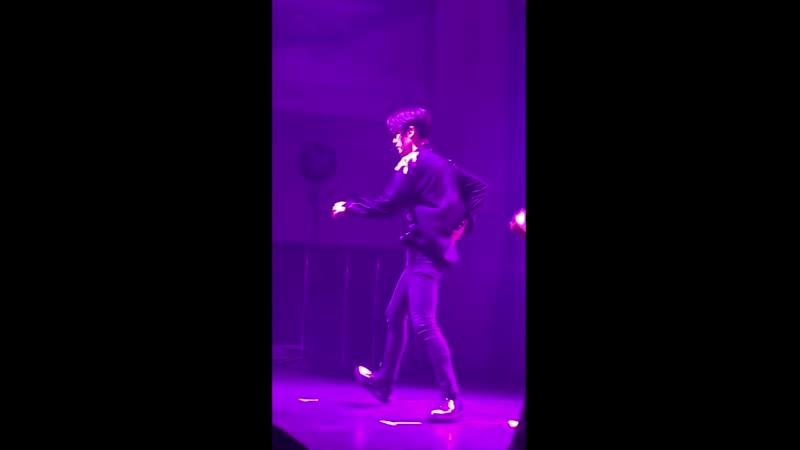 FANCAM | 201219 | A.C.E - Do It Like Me @ UC AREA US in San Francisco Concert
