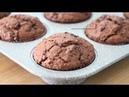 Chocolate Muffins Suka Suka Amel