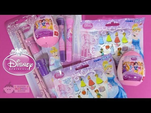 DISNEY PRINCESS Play-Doh Cupcakes Blind Bag Surprise