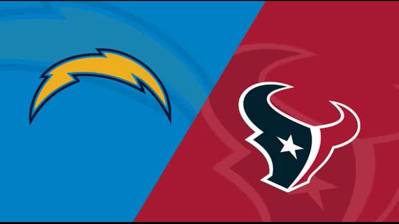 Week 03 / 22.09.2019 / HOU Texans @ LA Chargers