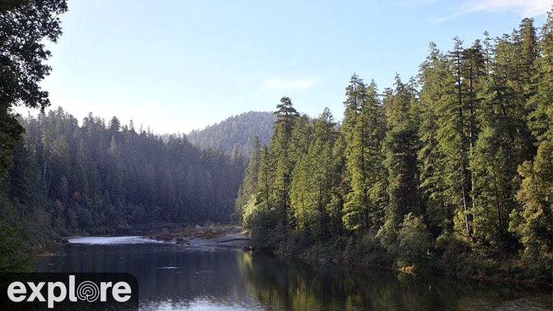 Redwood River Cam powered by