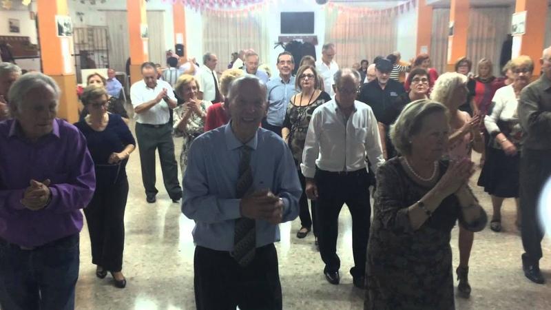 Baile en Linea Sopa de Caracol Merengue