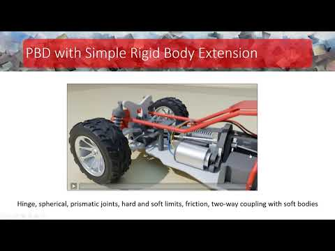 SCA2020 Detailed Rigid Body Simulation with Extended Position Based Dynamics