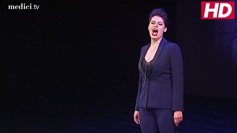Plácido Domingo's Operalia 2018 Emily D'Angelo 1st Prize