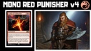MORE Mono Red Punisher [Modern Leagues]