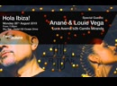 The RItual Louie Vega Anane Live @ Hola Ibiza x OD Ocean Drive 26 08 2019