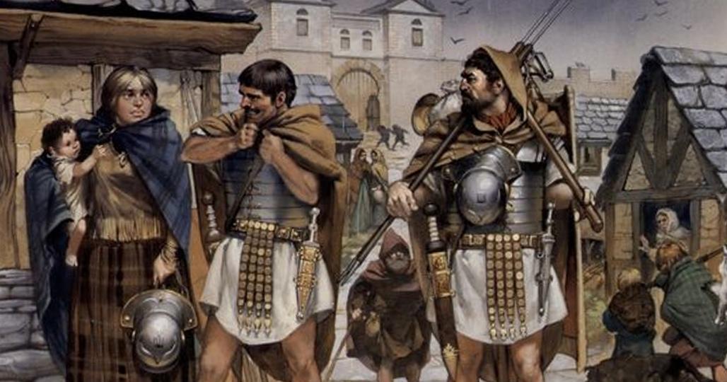 Римляне на Балтике
