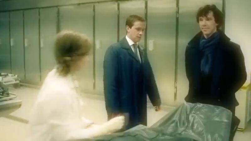 Sherlock and Molly _Unusual Way_