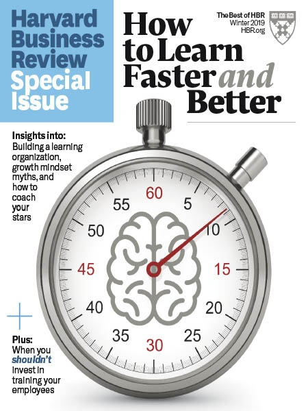 Harvard Business Review OnPoint Winter 2019