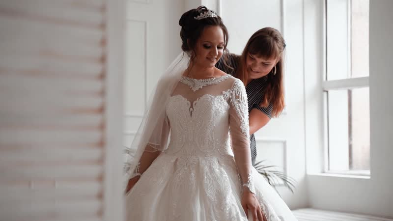 13 07 19 Невеста Айзиля Видео взято из свадебного фильма