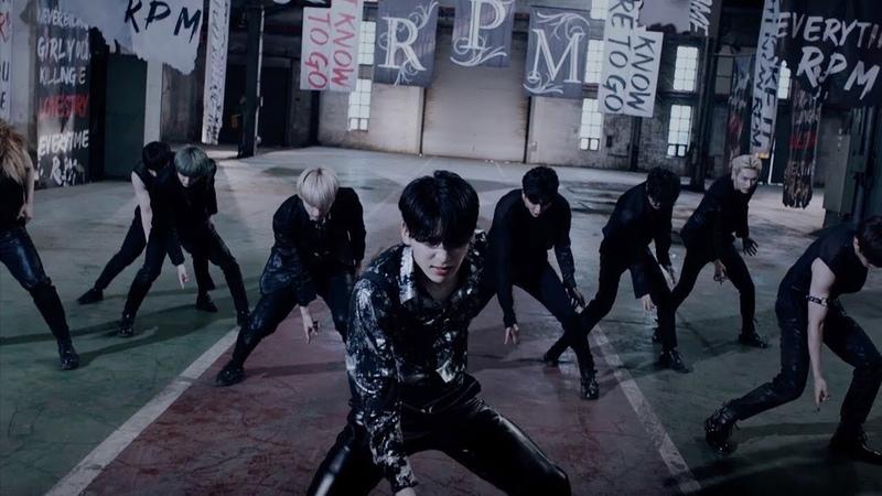RPM -Japanese ver.- Music Video