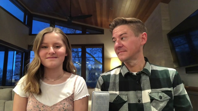I See the Light - Daddy Daughter Duet