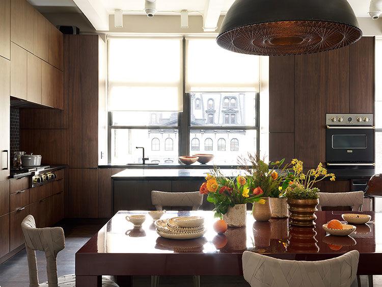 Прекрасные интерьеры Нью-Йорка и Лонг Айленда от Frampton Co  || 02