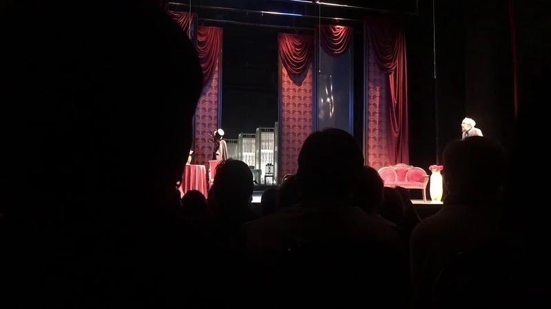 «Без вины виноватые» спектакль в театре имени Ленсовета. Лариса Луппиан, Сергей Мигицко. Островский