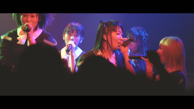 Daidaidai TENPENCHii 『酔音祭 005猫戸組総会〜猫戸彩凪生誕祭〜』At 神戸108 01 12 2019