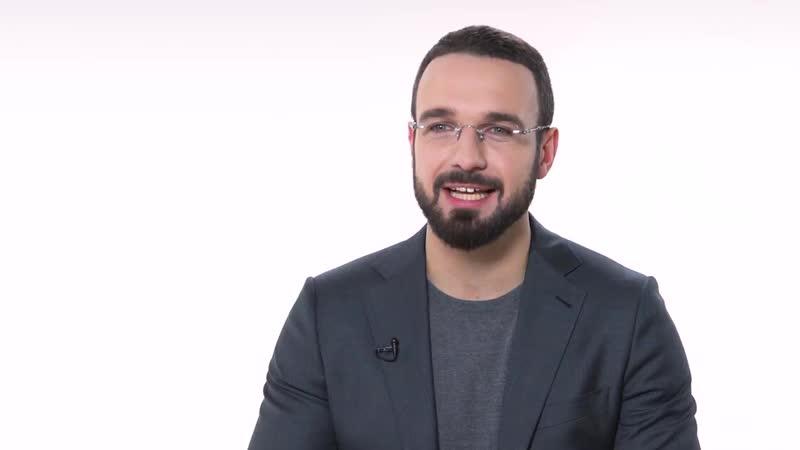 Врач и телеведущий Алексей Безымянный об успехе и о том как это важно мужчинам ухаживать за собой