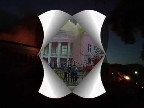 Что случилось с кинотеатром МИР после пожара?!