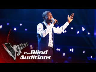 Gevanni Hutton - Everybody's Free (The Voice UK 2020)
