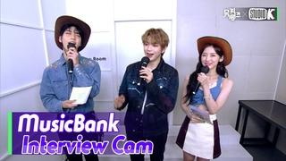 (ENG SUB)[MusicBank Interview Cam]  강다니엘  (KANGDANIEL   Interview)  l @MusicBank KBS 210423