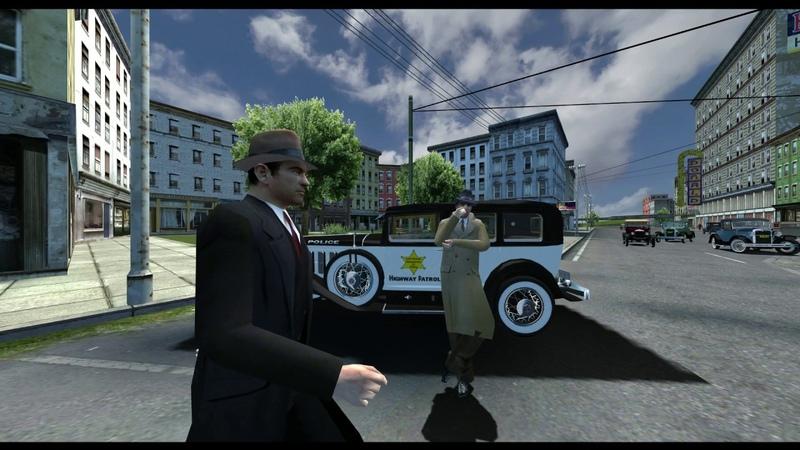 Mafia: Новый Детективный мод, часть №1 (Mafia Mod)