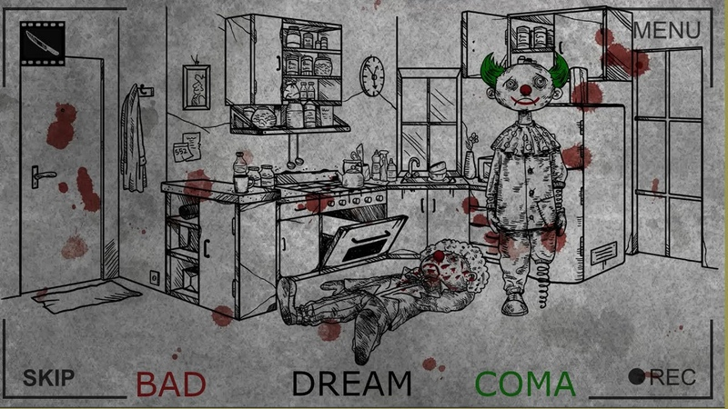 Bad Dream: Coma - Я ВАМ НЕ ПРИСЛУГА 4