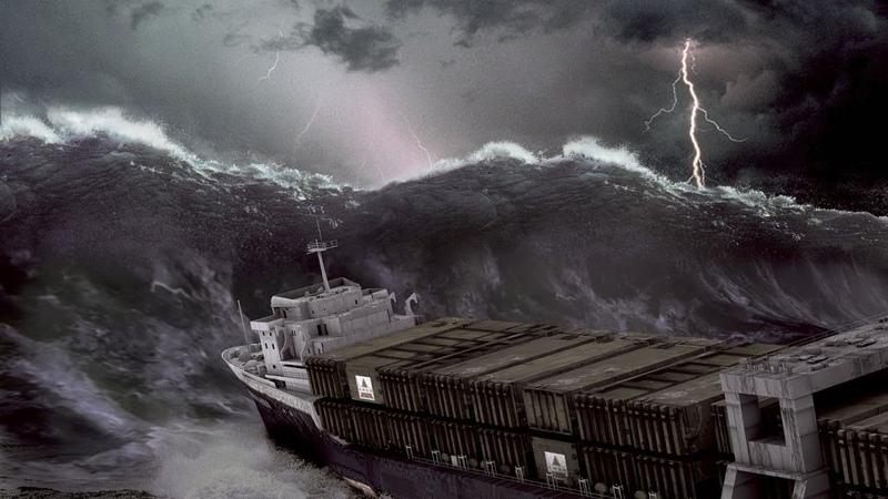 Большая подборка самых опасных штормов в мире волны убийцы