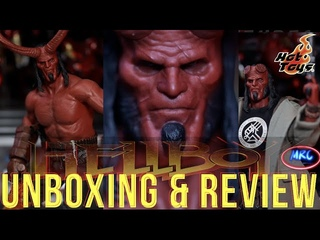 HOT TOYS HELLBOY 2019 | UNBOXING & REVIEW !