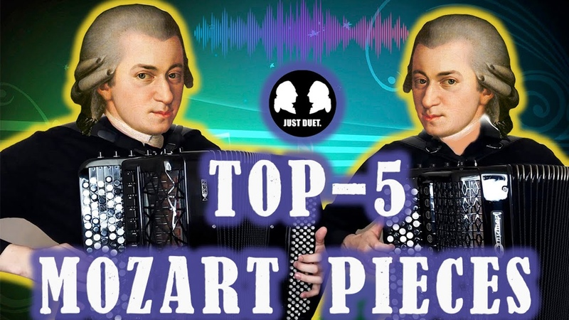 5 Mozart Pieces You've Heard And Don't Know The Name